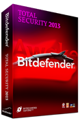 BitDefender Total Security 2013 (3 Jahr / 1 PC)